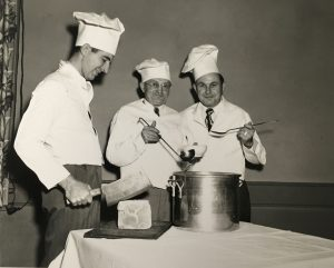 Chef Knights - October 9, 1947