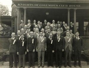 Class Initiation - July 7, 1946