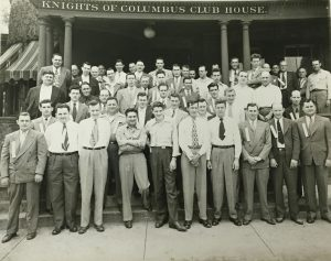 Class Initiation - June 5, 1949
