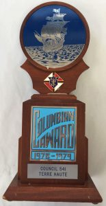 Columbian-Award-1978-1979