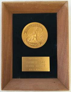 Columbian-Award--1984-1985