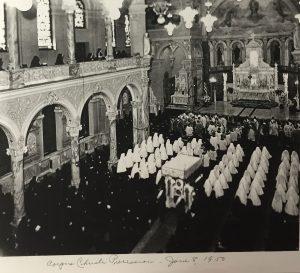 Corpus Christi Procession-2, June 8, 1950