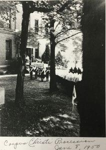 Corpus Christi Procession - June 8, 1950