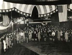 Flag Day Celebration - February 19, 1943