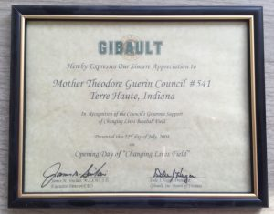 Gibault-Appreciation-Plaque-2004
