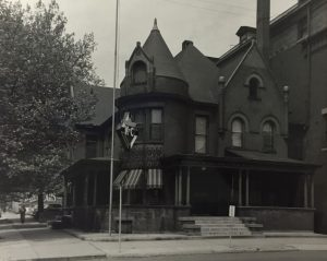 K of C Clubhouse - 1950