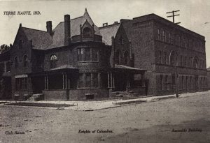 Knights of Columbus Building - Unknown Date