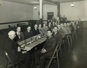 Loyola Basketball Team Banquet - February 3, 1946