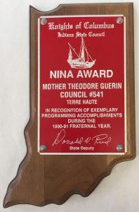 Nina-Award-1990-1991