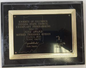 Nina Award 1994-1995