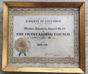 Outstanding-Council-Award-1968-1969