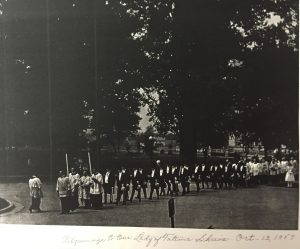Pilgrimage to Our Lady of Fatima Shrine - October 13, 1957