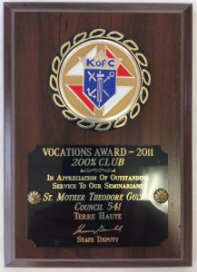 Vocations-Award-2011