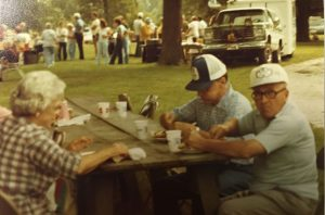 Commercial Solvents Campgrounds Picnic - August 18, 1974
