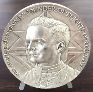 Father-Michael-J-McGivney-Medallion