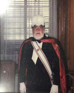 Fr. Maurice Hayes, OFM Conv. 1997