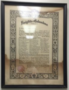 Knights-of-Columbus-Historical-Charter