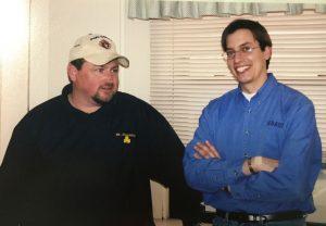 Larry Cox & Zach Pies