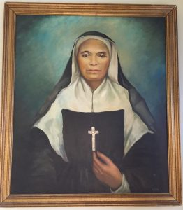 Saint Mother Theodore Guerin