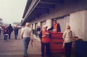 Selling Programs at the Indy 500-1
