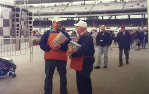 Selling Programs at the Indy 500-2